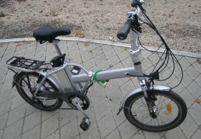 Складной Эл.велосипед