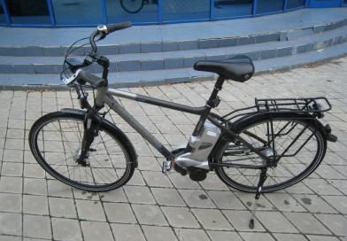 Эл.велосипед Kalkhoff