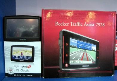 GPS навигаторы новые