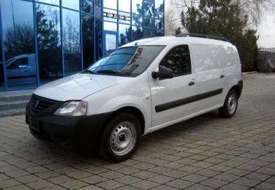 Dacia Logan. Газ/бензин